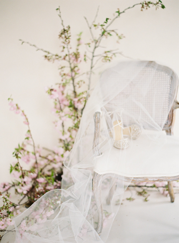 Cherry Blossom Wedding by Virginia Florist Wild Green Yonder