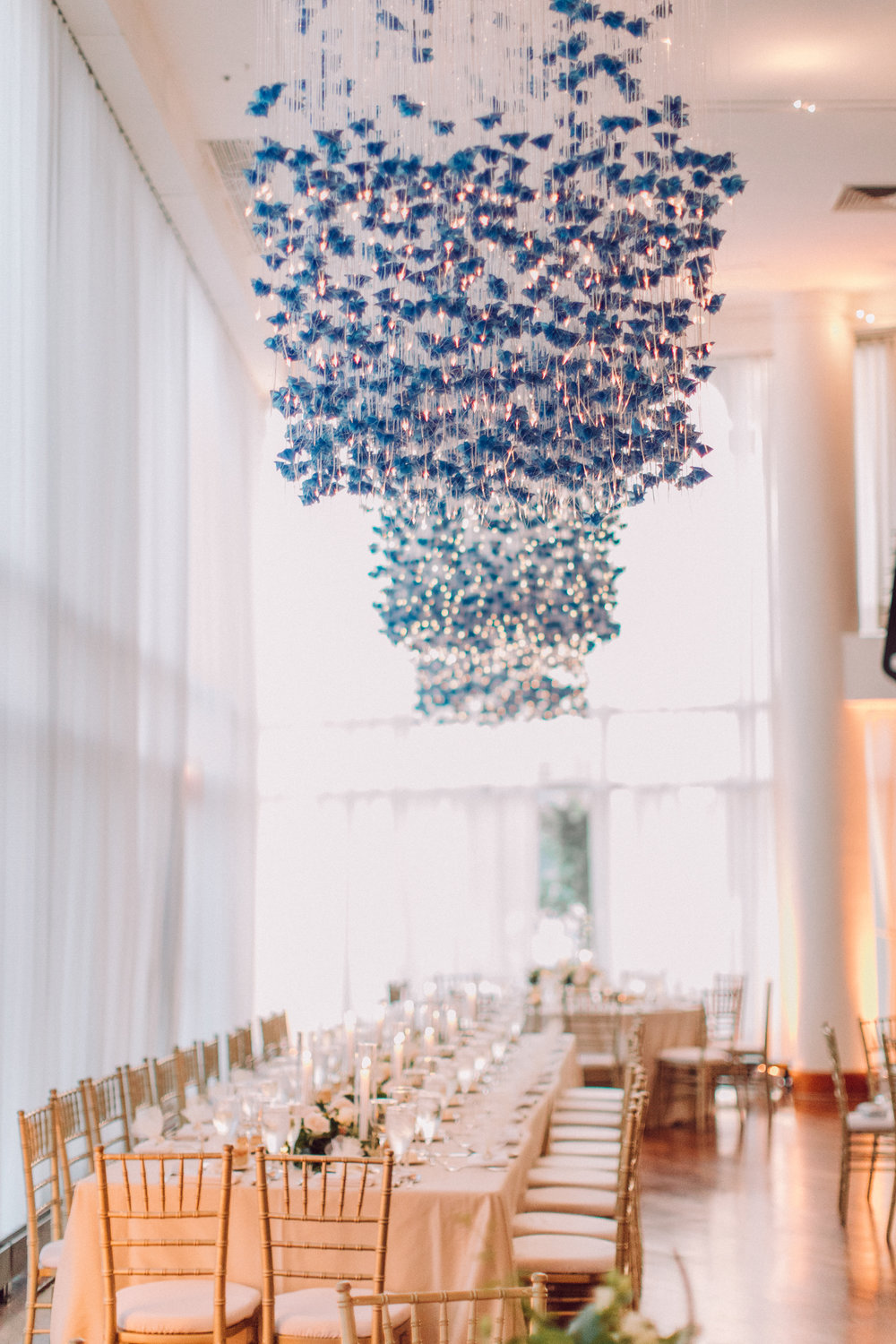DC Wedding Florist Wild Green Yonder - Sequoia Wedding