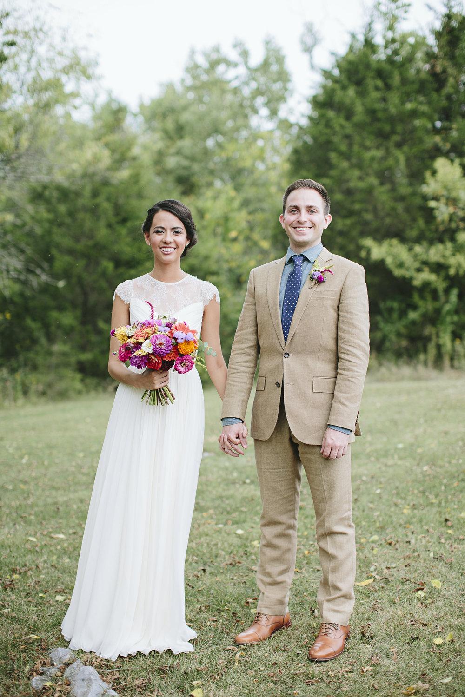 Melissa + Kyle