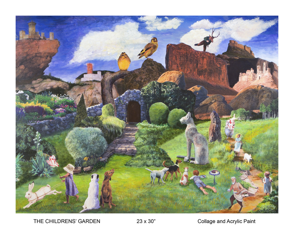The Childrens' Garden, 6x4.jpg