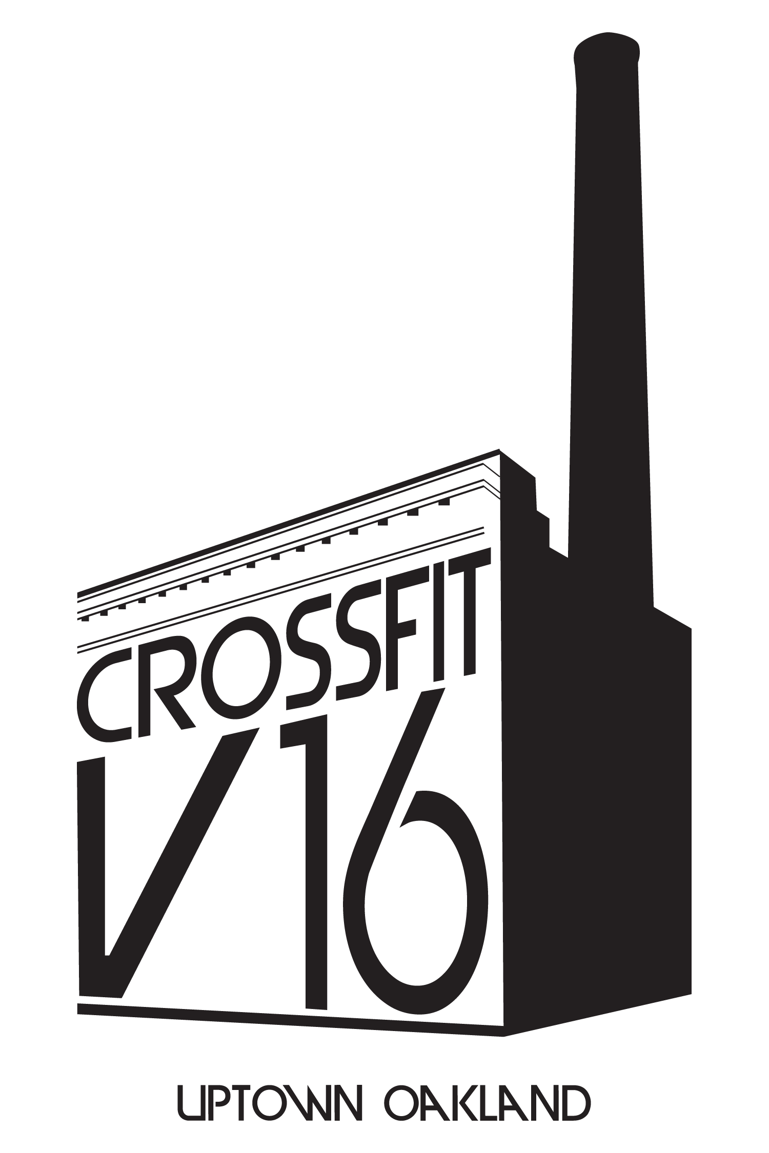 CrossFit V16 in Uptown Oakland