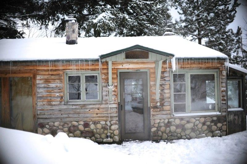 Camp Corinna (Winter)