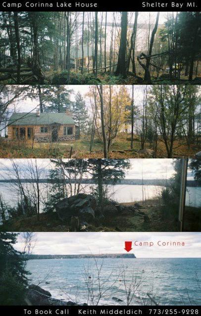 Corinna Exterior