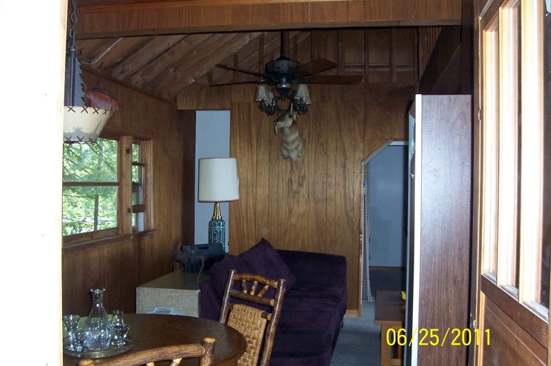 Dining Area & Den