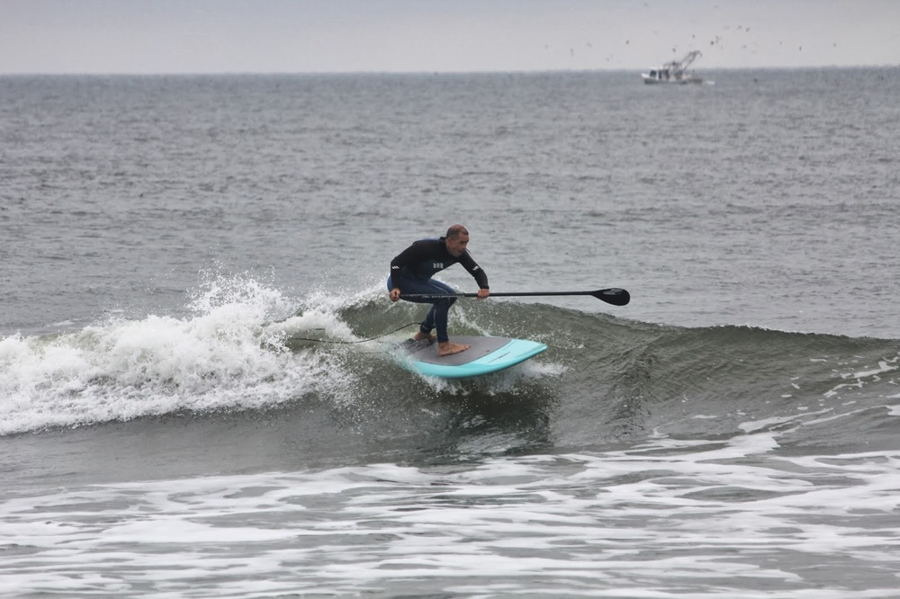 Here is Surf Machine (Brian) with the new shape.