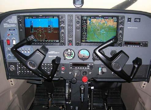Garmin G1000数字驾驶舱