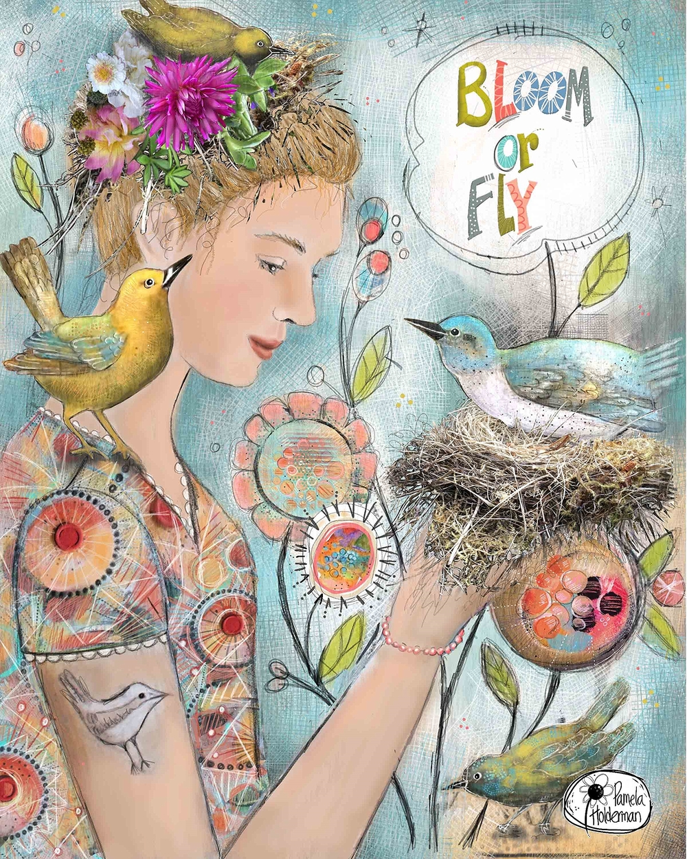 Bloom or Fly