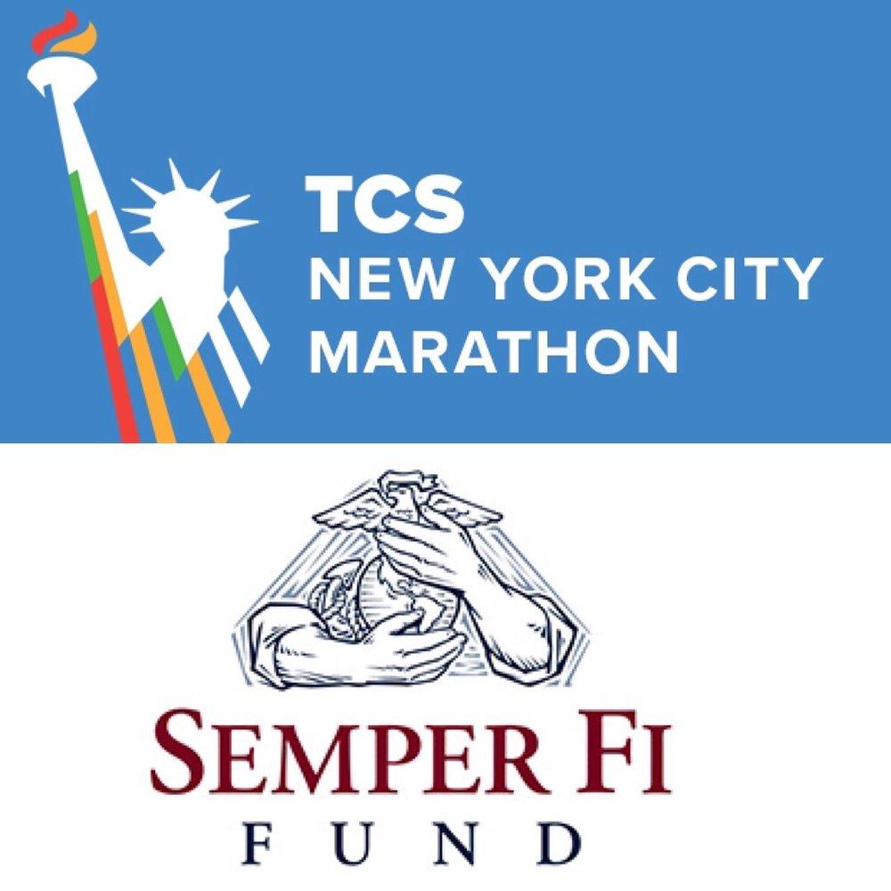 NYC Marathon, Semper Fi Fund