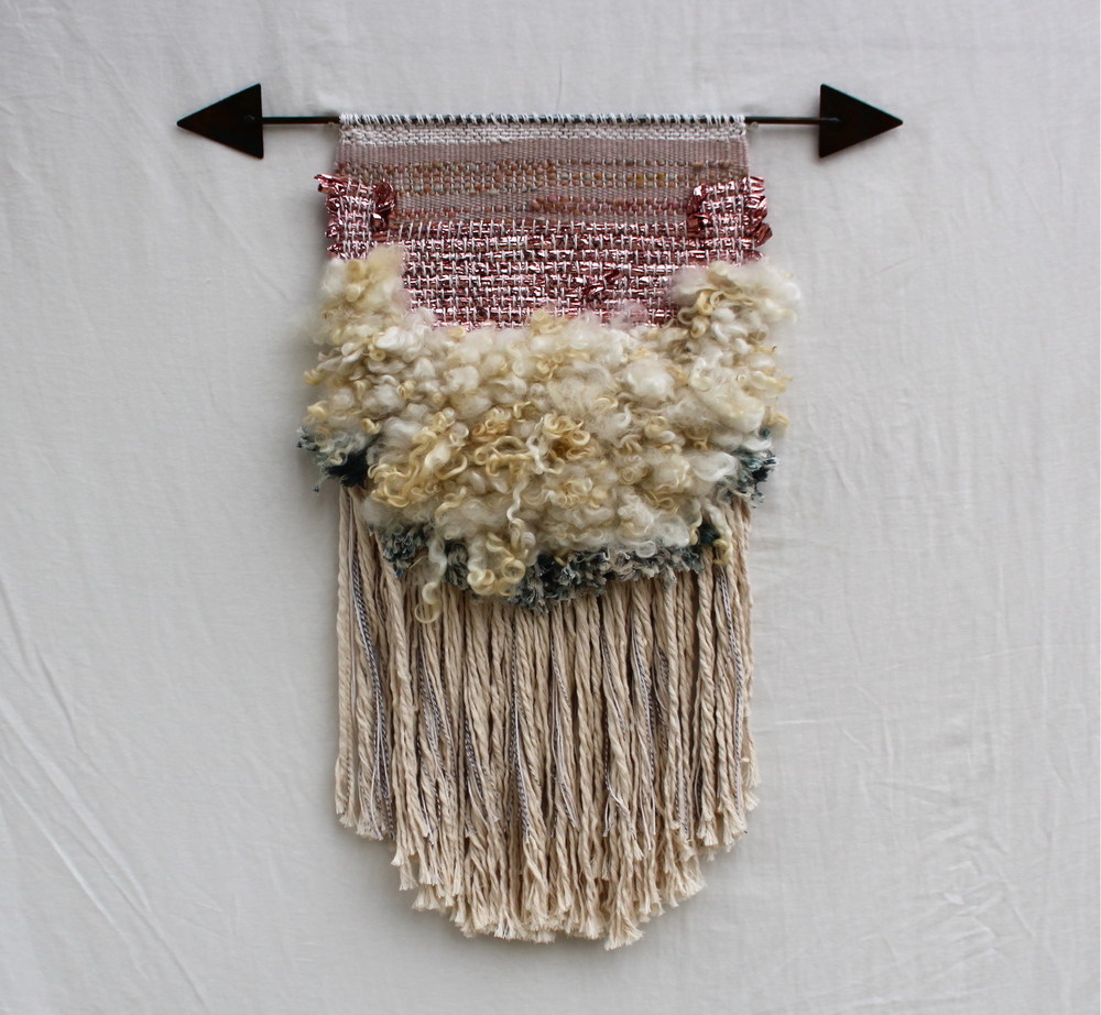 Rose Gold Weaving