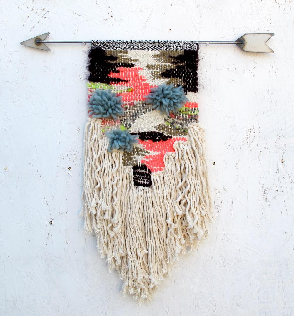 Camo Weaving