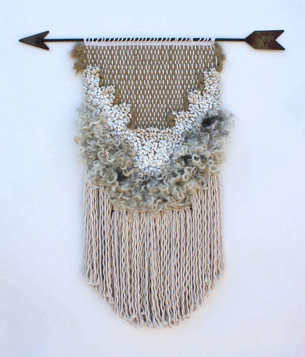 Aqua Aura Weaving