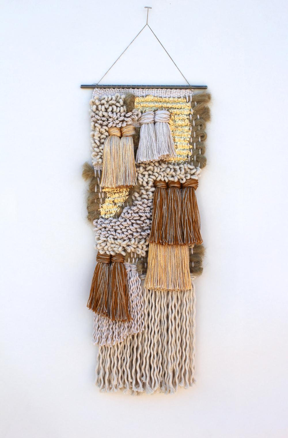 Calcite Weaving