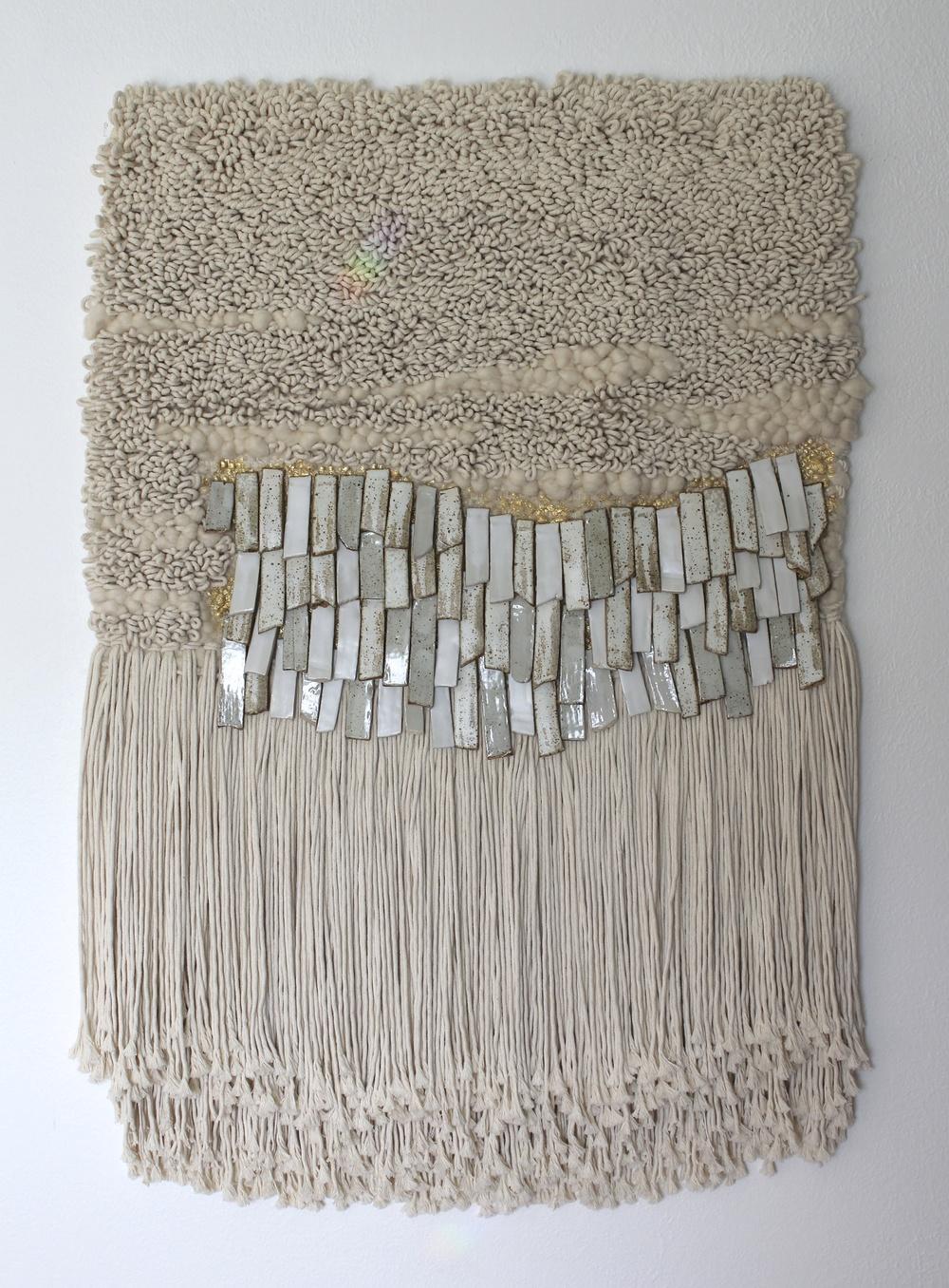 Laure's Weaving