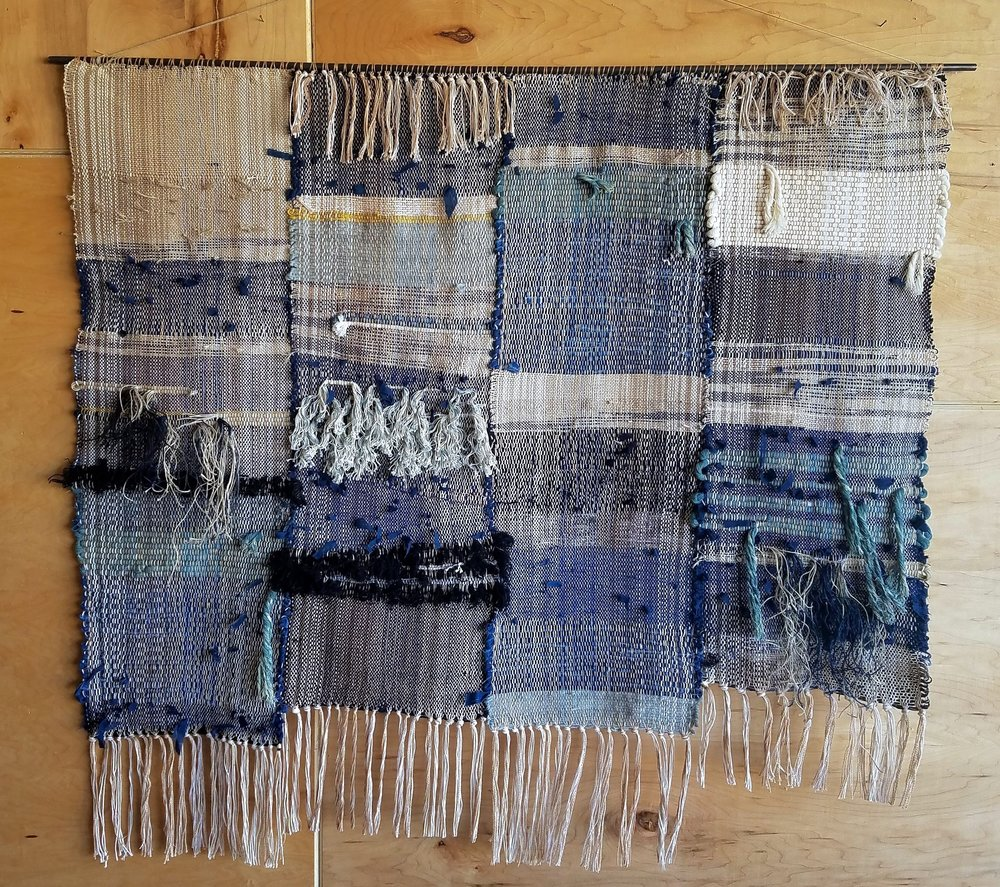 Indigo Weaving