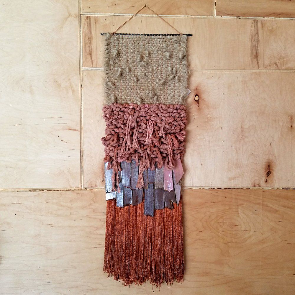 Buckwheat Weaving