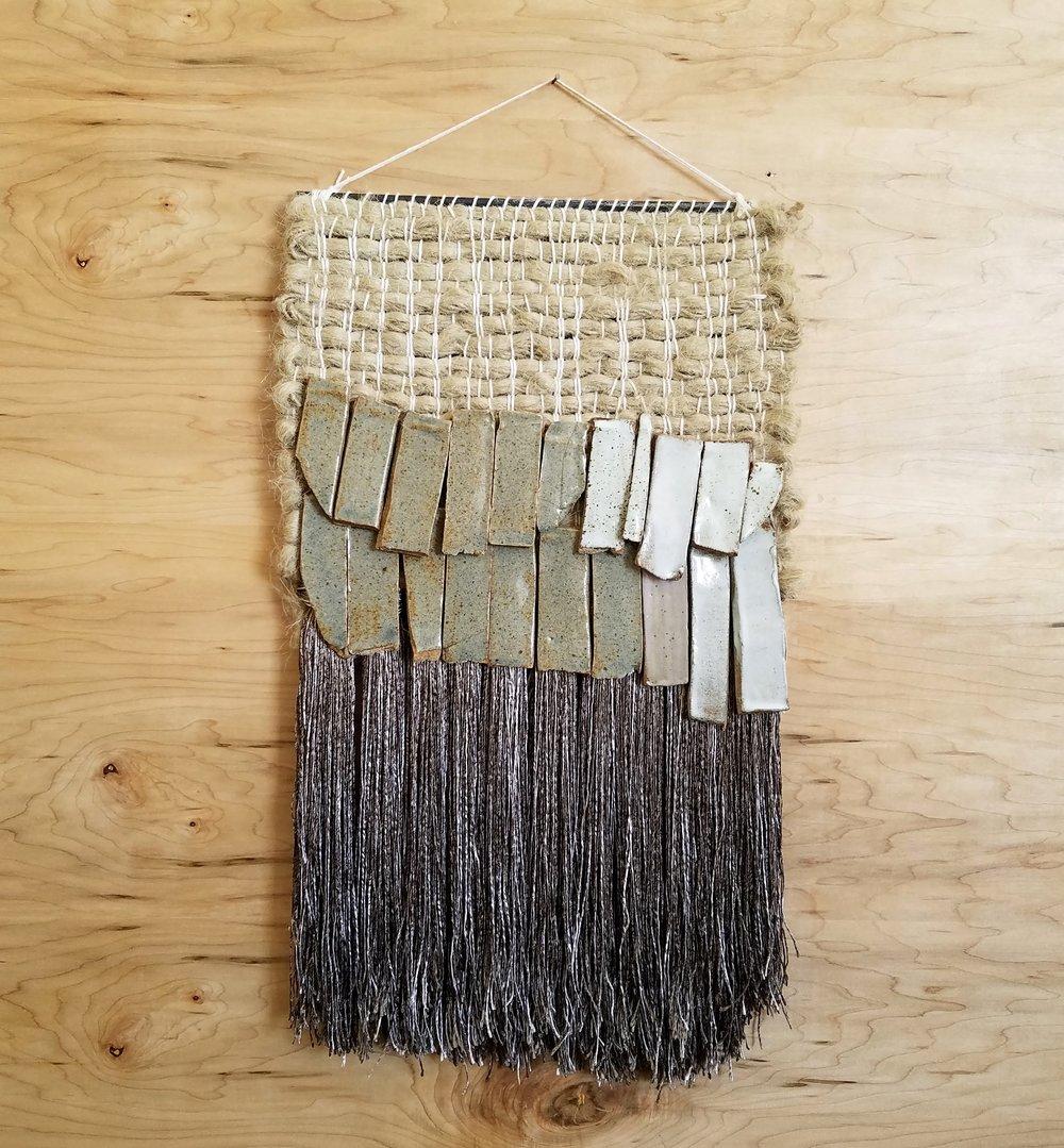 Stoneware Weaving