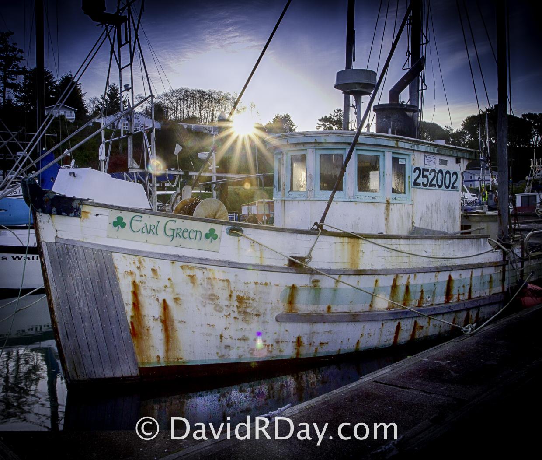 Brookings Harbour