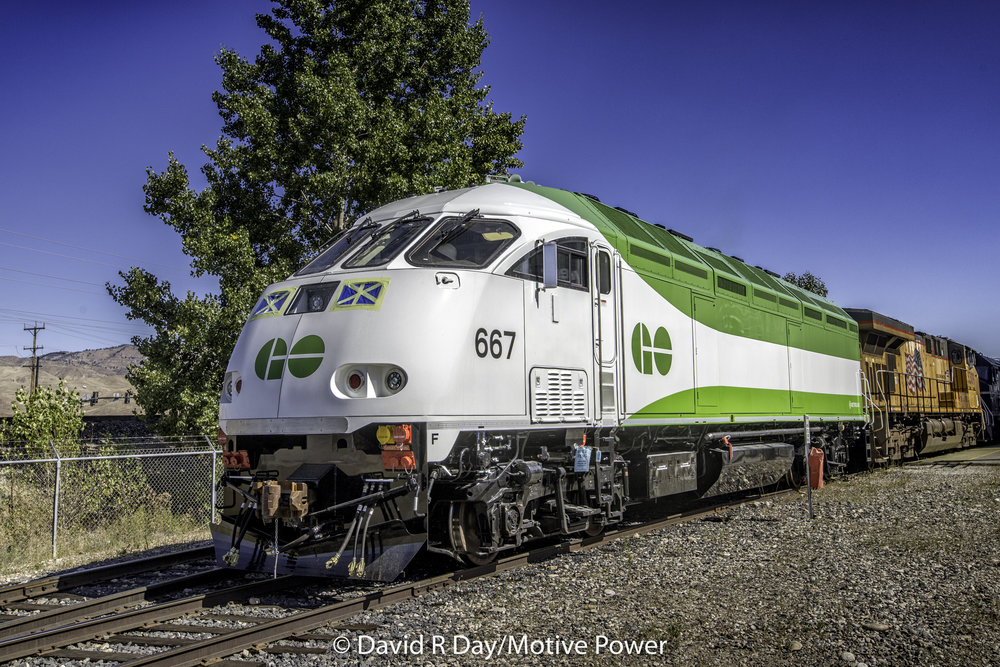 Go Transit_Motive Power