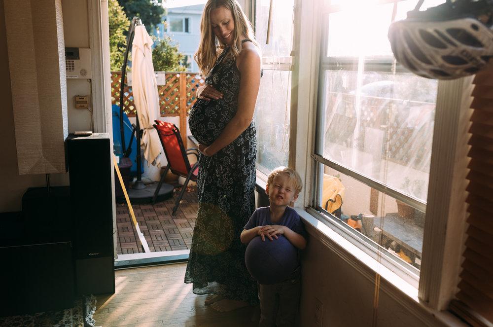 maternity and birth photo Rebecca Coursey