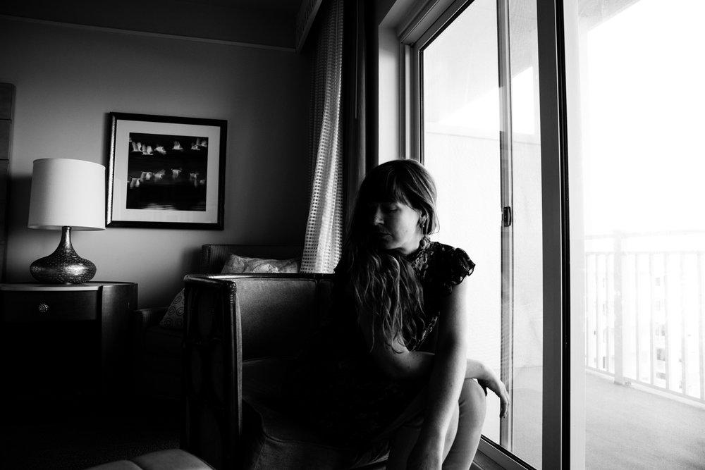 rebecca coursey self-portrait