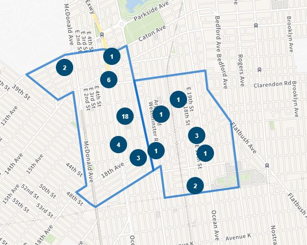 Map of Ditmas Kens.JPG