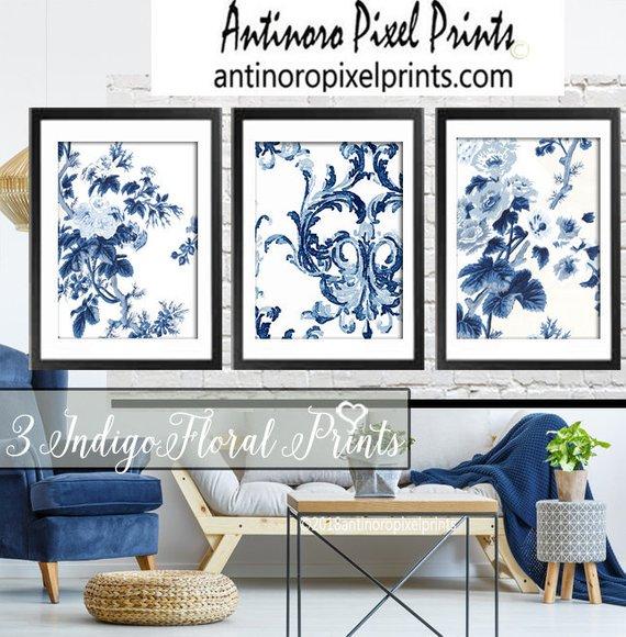 antinoro pixel prints blue floral art.jpg