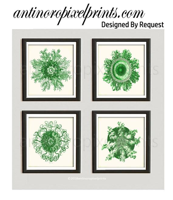 antinoro pixel prints green jellyfish wal art.jpg