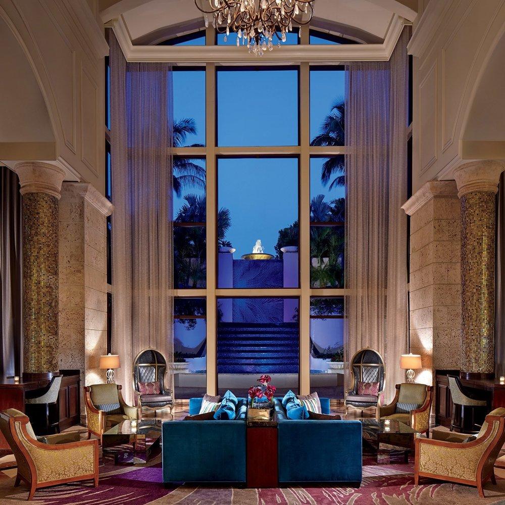 Ritz Carlton -