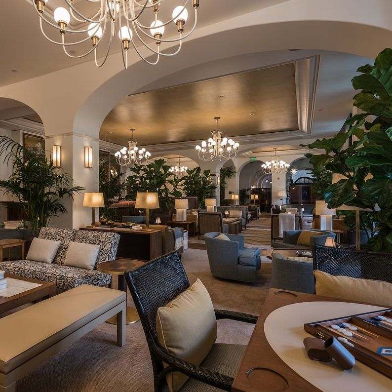 The Garden Bar - Beverly Hills