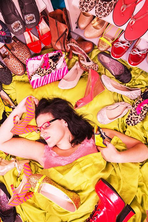 Shoe Slumber    2013