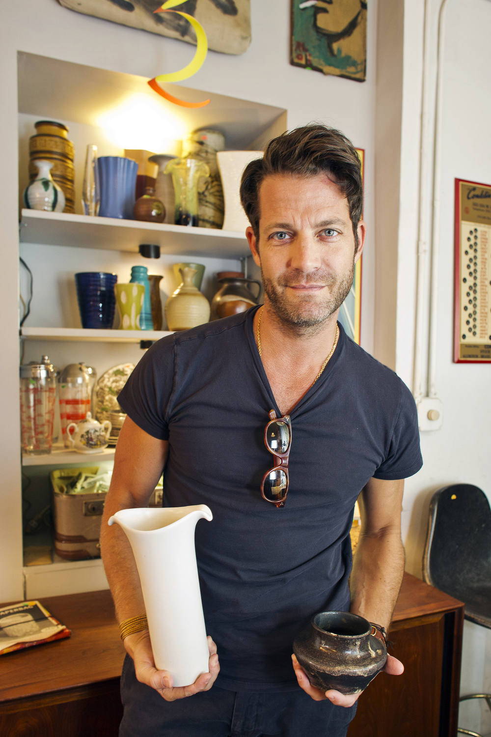 Interior Decorator Nate Berkus