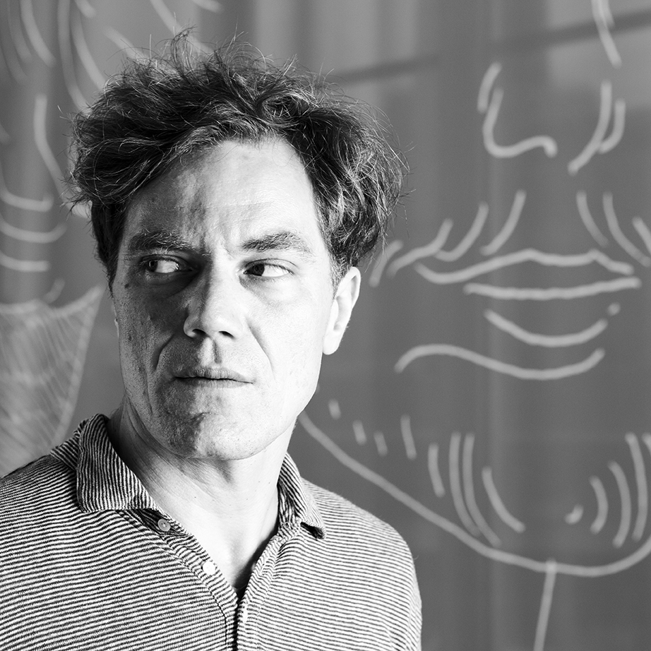 Michael Shannon for Time Out NY