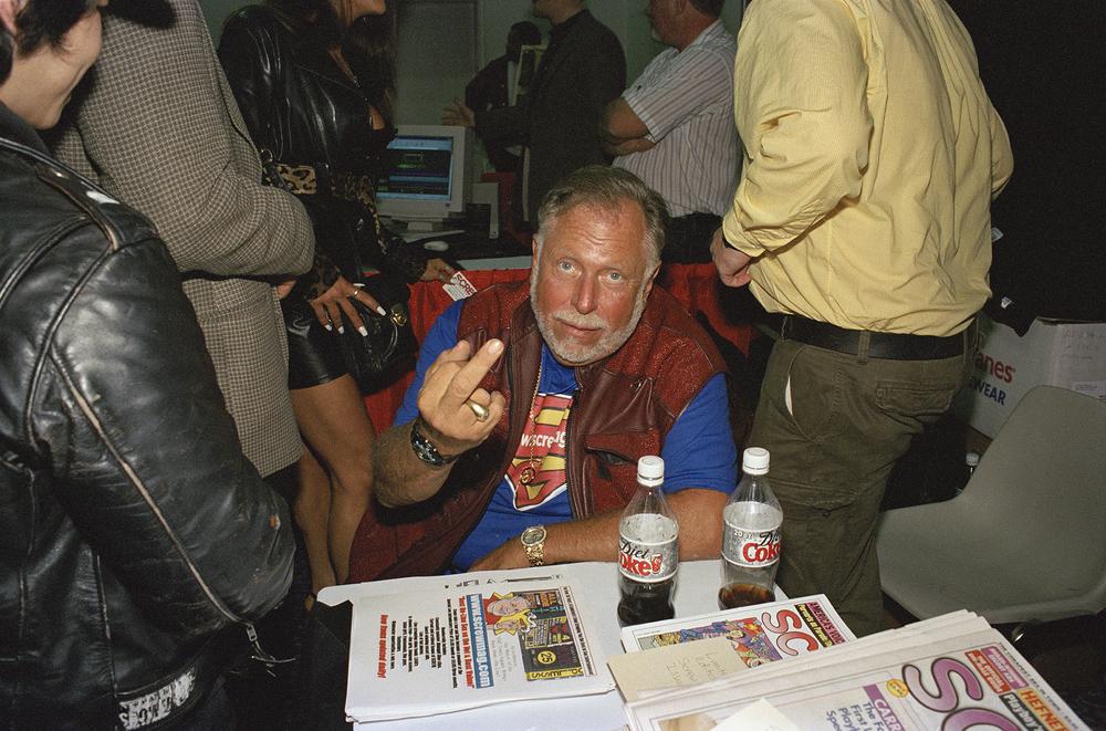 Al Goldstein, 1999