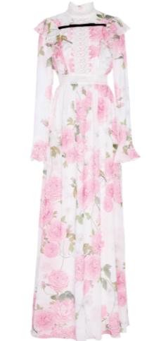 GIAMBATISTA VALLI Floral Maxi, MODA OPERANDI $3,340