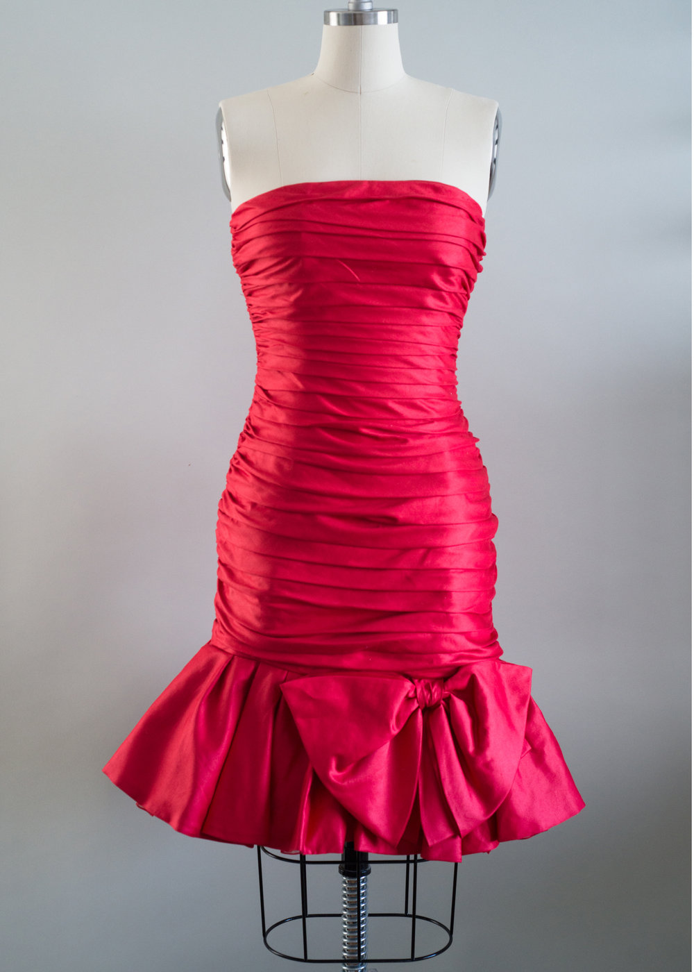 Dior pink dress cocktail