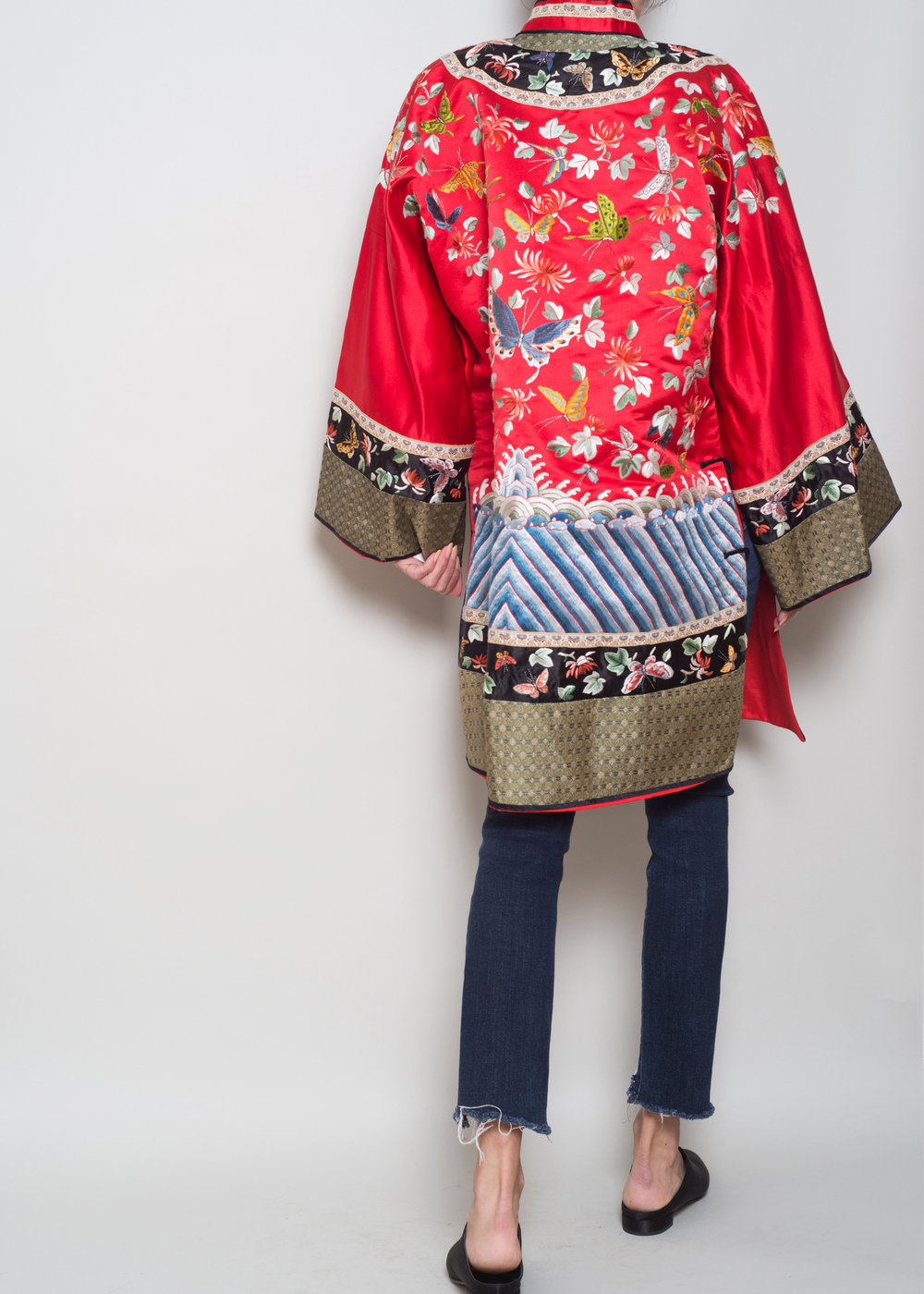 Vintage Chinese Embroidery Jacket - From THRIFTWARES