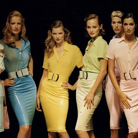 A LOOK AT VINTAGE RUNWAY  - We scoured the internet for some archival footage of designer runway shows of the 80s and 90s, Here's what we found.