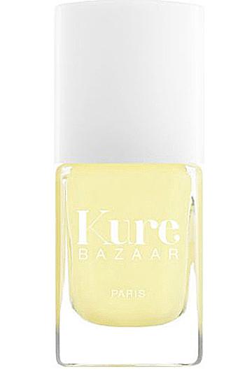 ANon-Toxic nail color - We love this Parisian nail color brand, KURE BAZAAR