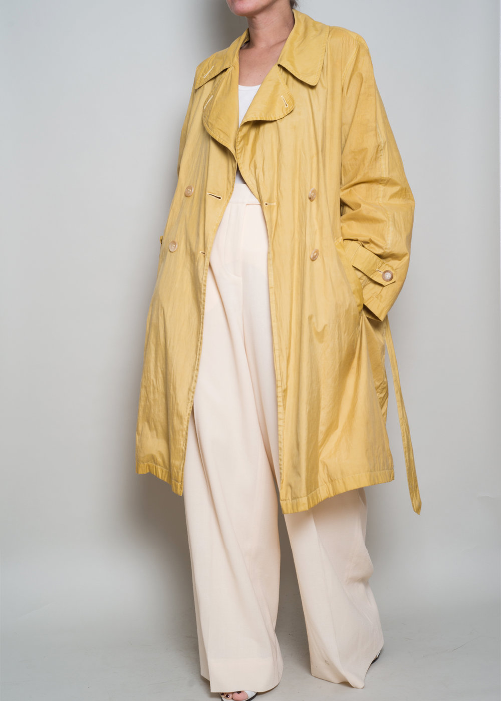 1990s Yellow Spring trench from A PART OF THE REST