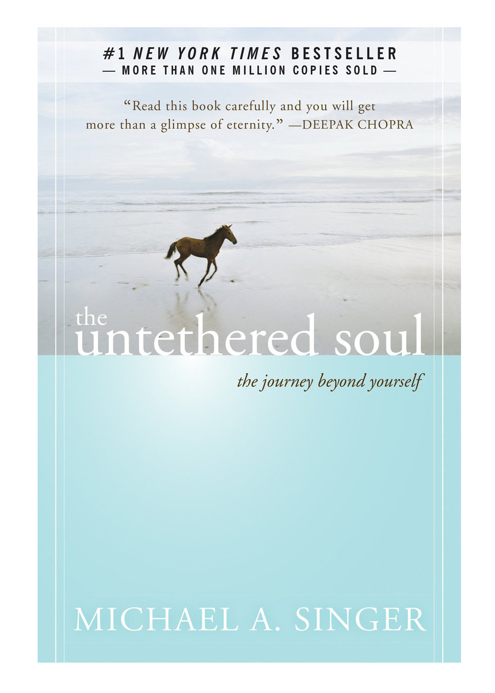 LET YOUR SOUL LOOSE - I have heard so many amazing things about this book from  MULTIPLE sources and FINALLY got around to reading it. There is no wonder why irt's a bestseller, as you feel good just opening it and deciding to dive in. An inward journey to open up your soul and the clarity for bright and blissful future within.
