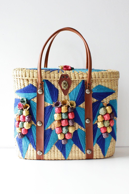 A Part of the Rest recommends Omnia Vintage Flora Basket Bag.jpg