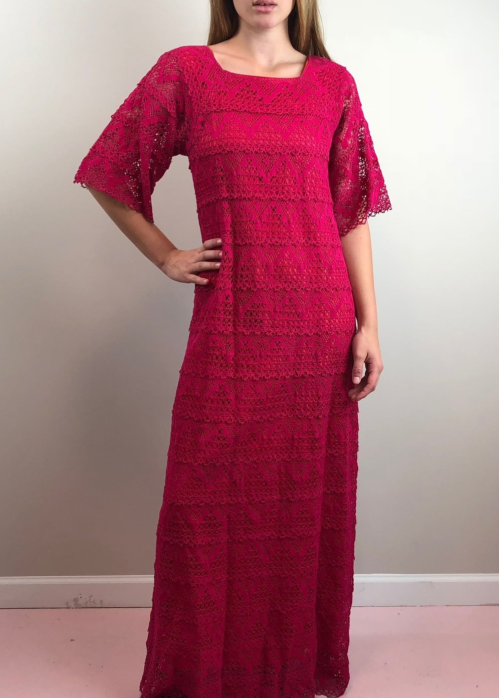 A Part of the Rest recommends- vintage summer get away Frockify Mexican Lace Dress.jpg