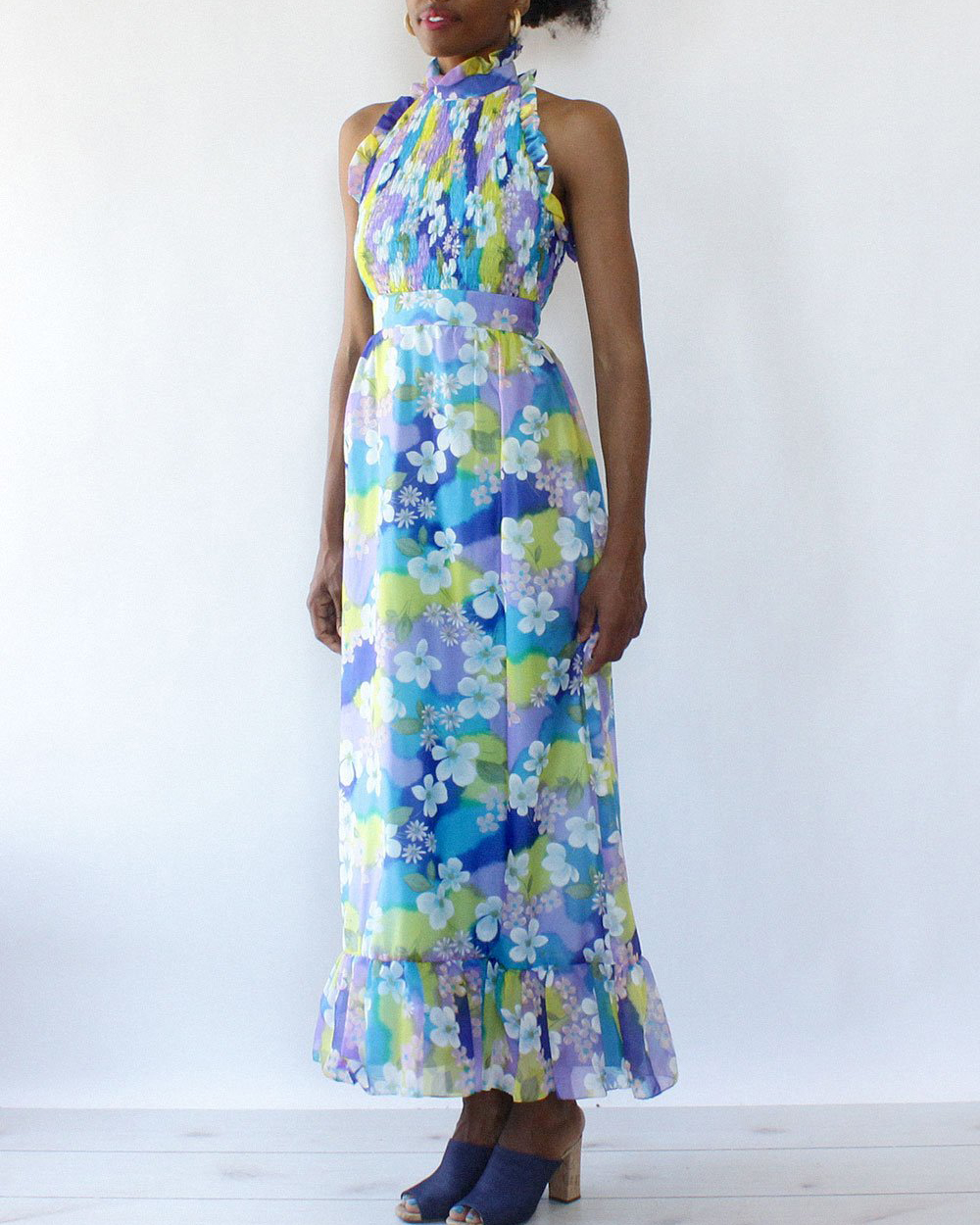 UNDER $100 - Some 1960s pop floral romance is always good for summer at just $68