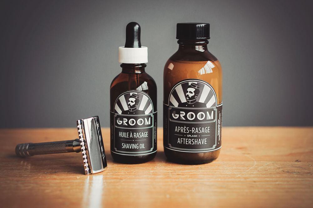 Rasage//Shaving