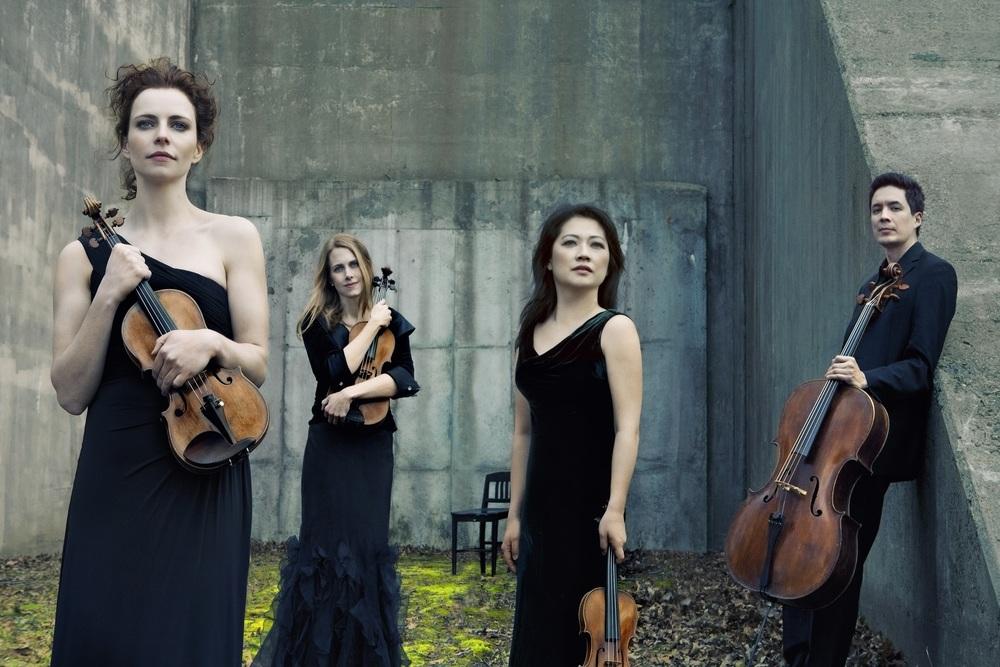 Daedalus Quartet, Penn quartet in residence