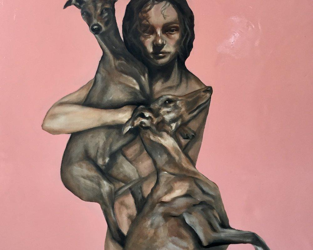MAGGIE HIGGINS - ARTIST