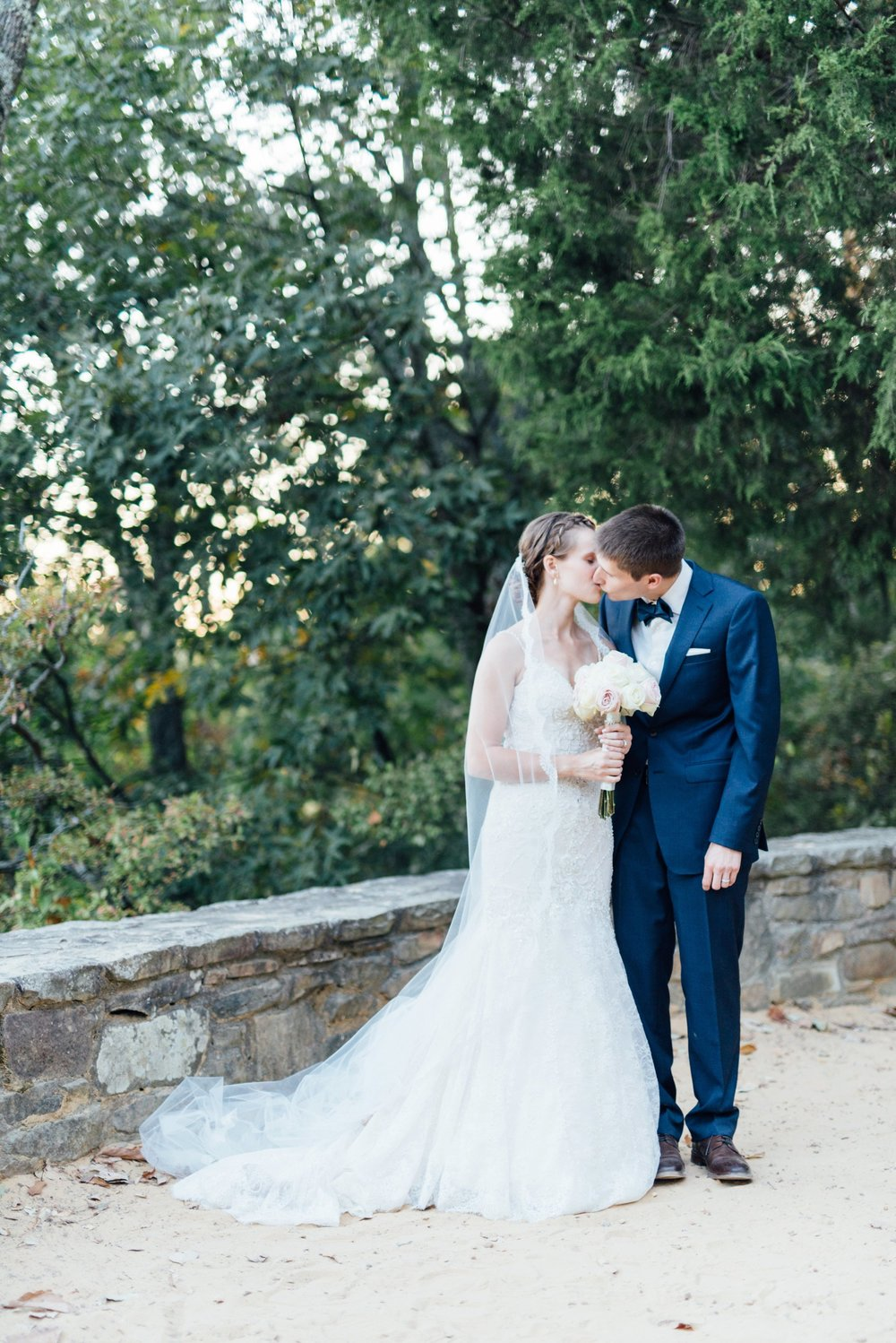 Monte Sano Wedding
