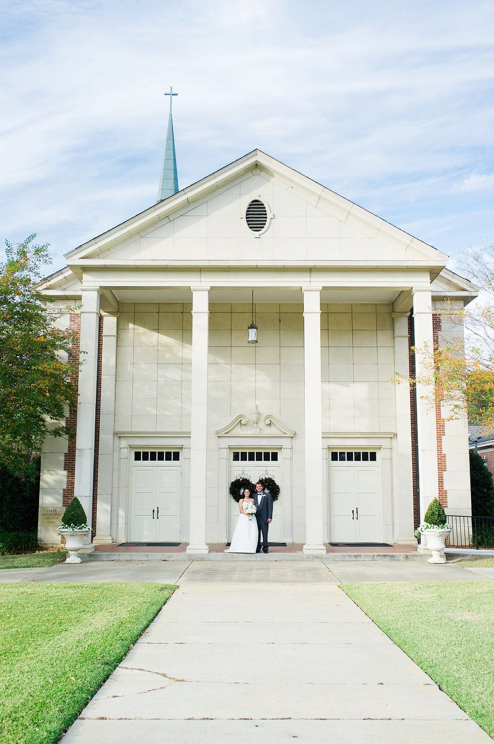 Dothan Country Club Wedding