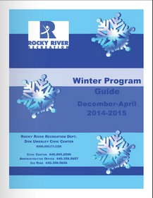 View the Winter 2014/2015 Recreation Program Guide