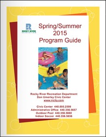 View the Spring/Summer 2015 Recreation Program Guide